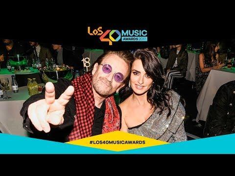 Revive los mejores momentos de LOS40 Music Awards 2017