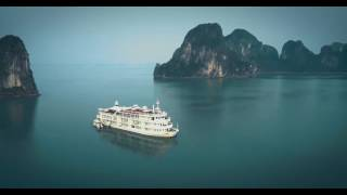[The Au Co Luxury Cruise] The ONLY THREE DAY CRUISE in Halong bay and Cat Ba island