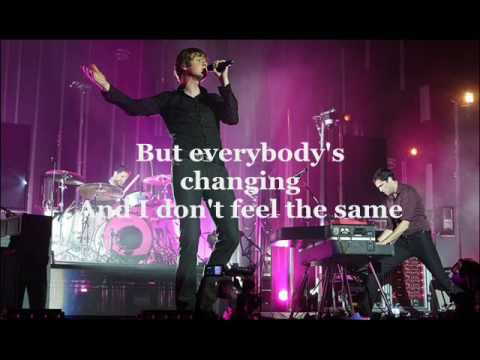Keane - Everybody's Changing (lyrics)