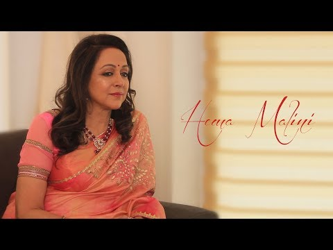 In conversation with the evergreen dream girl Hema Malini during our September Cover photoshoot .