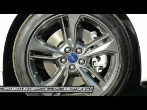 2017 Ford Fusion Tallahassee FL 198806