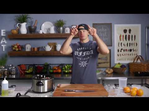 Slow Cooker Carnitas - Paleo Cooking With Nick Massie