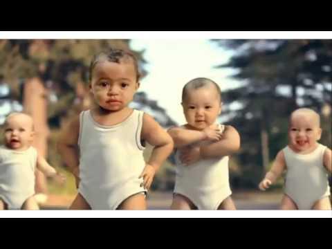 Enrique Iglesias - SUBEME LA RADIO bebes bailando