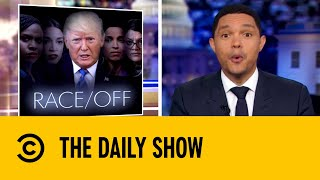 """Chaos Over Donald Trump's """"Racist"""" Tweet Continues 