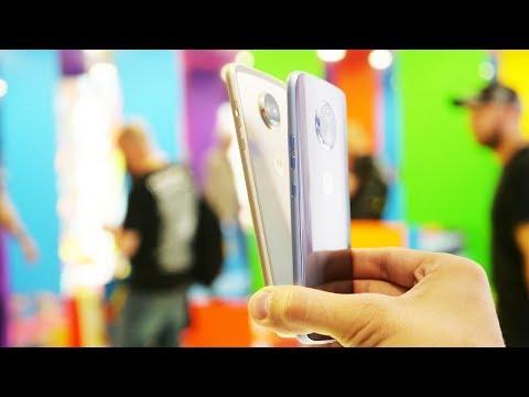 Проверяем на прочность новые смартфоны Moto