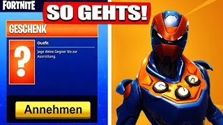 SKINS & V-BUCKS in FORTNITE VERSCHENKEN! SO GEHTS BALD! - Fortnite Battle Royale | The Fruit Dwarf