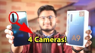 Samsung Galaxy A9 | Price in Pakistan Is Insane