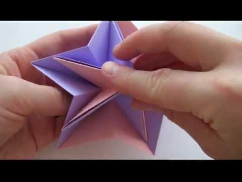 из бумаги | Origami Star