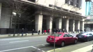 Mark O Hatfield Courthouse Open Source Stock Footage B