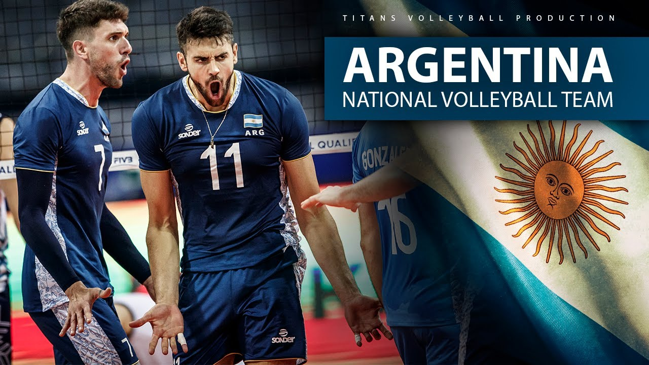 Argentina | National Volleyball Team 2020