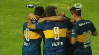 Boca 5 - 0 River - Torneo de Verano 2015