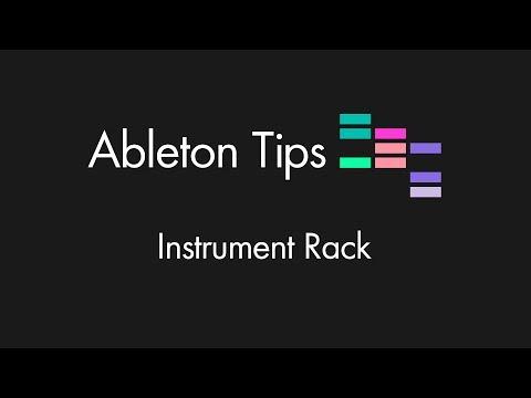 Ableton Tips - Instrument Rack Tutorial en Español