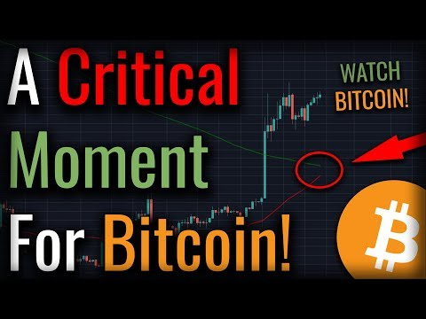 Bitcoin Golden Cross Explained – Start Of A Bitcoin Bull Market?