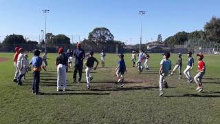 Highlights From Santa Monica Baseball Academy