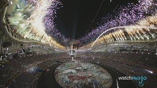 Топ 10 лучших церемоний открытия олимпийских игр WatchMojo перевод