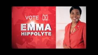 Vote Emma Hippolyte This Upcoming Election Day - Monday June 6th 2016