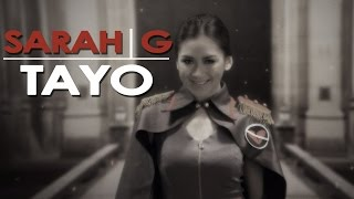 Repeat youtube video Tayo [Official Music Video] Sarah Geronimo - 2015 Favorite Music Video