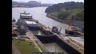 Baixar Panama Canal Time-Lapse Video