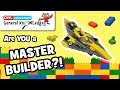 Can YOU become a LEGO MASTER BUILDER?