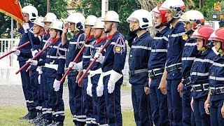 Journée Nationale des Sapeurs-Pompiers au SDIS 66