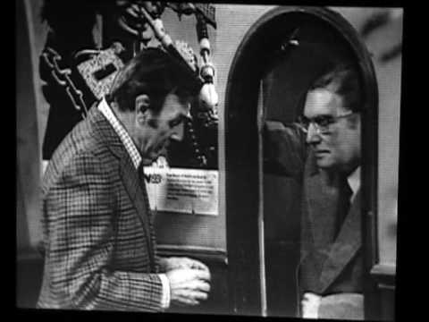 """Chic Murray  &  Eric Sykes in """"The Journey"""""""