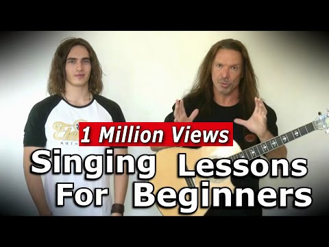Singing Lessons For Beginners Learn How To Sing For Beginners