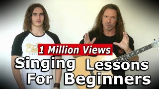 Singing Lessons For Beginners / Learn How To Sing For Beginners - Ken Tamplin Vocal Academy