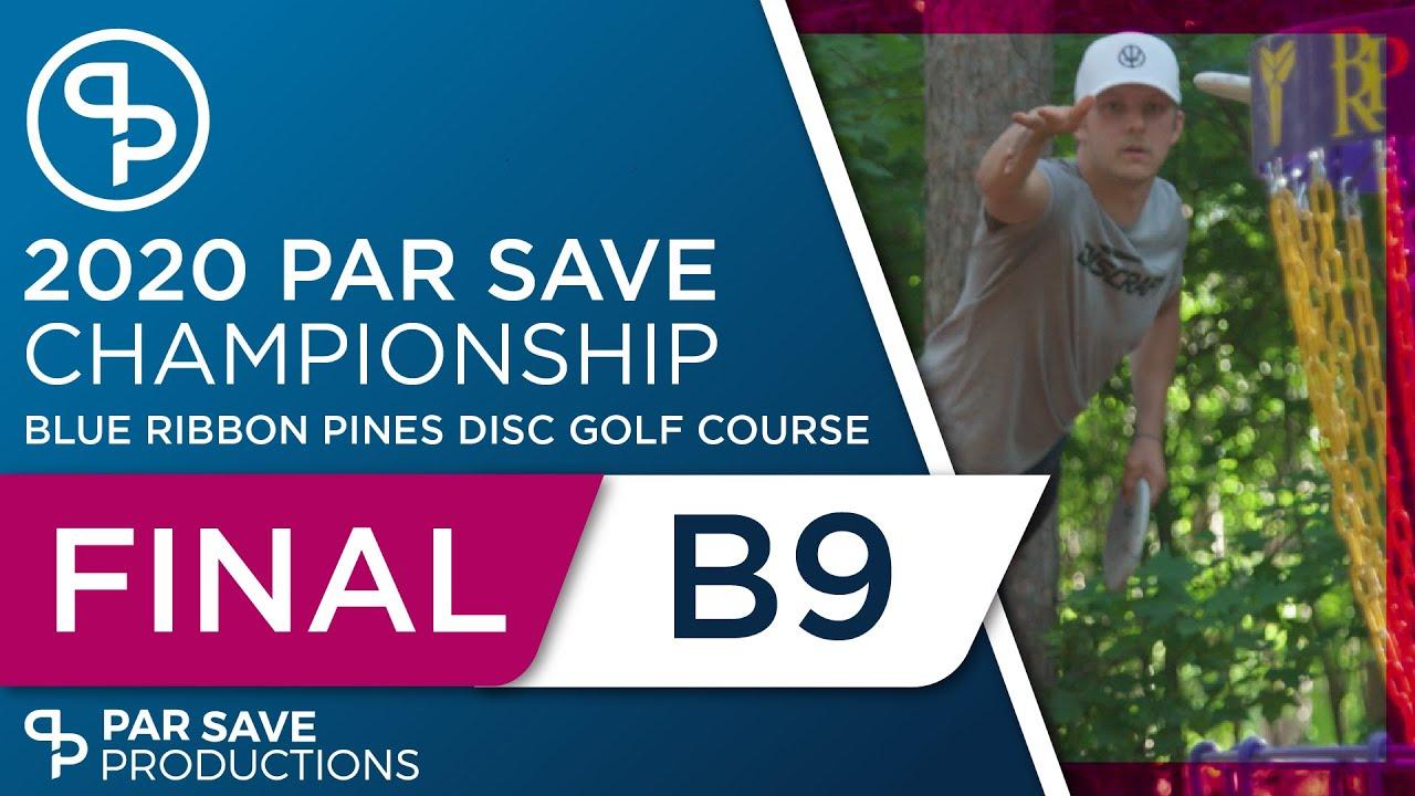 2020 Par Save Championship - Final Back 9 - Leiviska, Rothlisberger, Johnson, Hegna