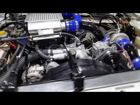 Nissan Patrol GU Chev V8 Diesel 6.5L Turbo Brintech Customs