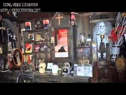 anabelle #la historia de la muñeca del conjuro#