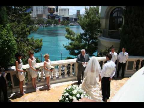 My Wedding In Las Vegas At The Bellagio Hotel Terazza Di Sogno You