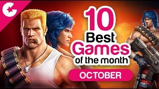Top 10 Best Android/iOS Games - Free Games 2018 (October)