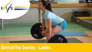 Swiss Ladies Summer Training at