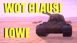 WOT - Lowe German Premium Heavy Tank | World of Tanks