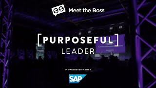 The Purposeful Leader   In partnership with SAP