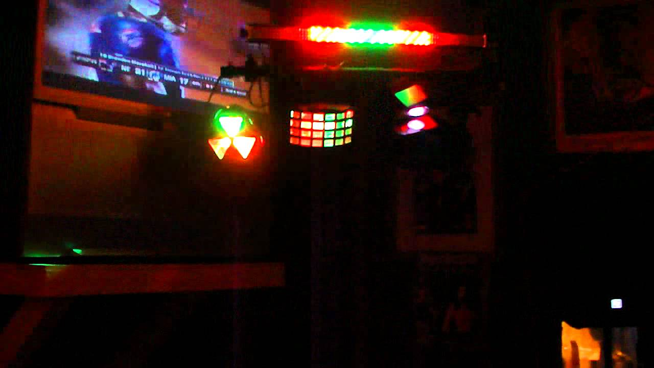 My mobile dj light setup & My mobile dj light setup - YouTube azcodes.com