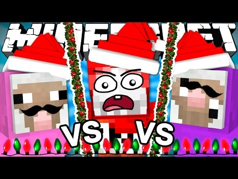 Thumbnail: Minecraft | THE SANTA CLAUS CHRISTMAS CHALLENGE