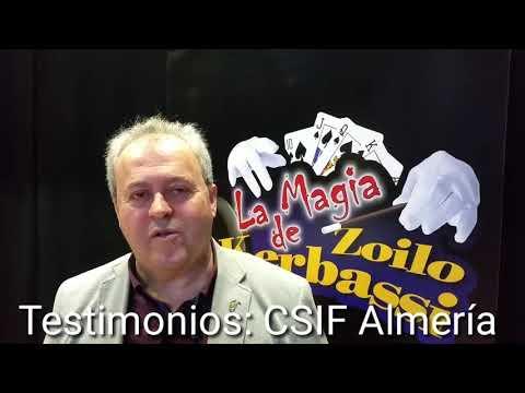 TESTIMONIOS: CSIF ALMERÍA
