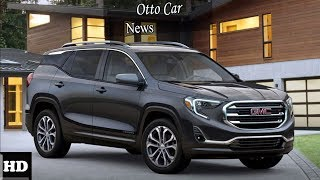 Hot News !!! 2018 GMC Terrain Exterior Overview
