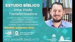 06. Estudo Bíblico - A Visão Transformadora - Redenção
