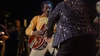 ETTA JAMES & CHUCK BERRY, RICHARDS, CLAPTON, CRAY - rock