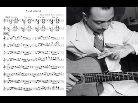 Django Reinhardt - Appel Indirect Transcription