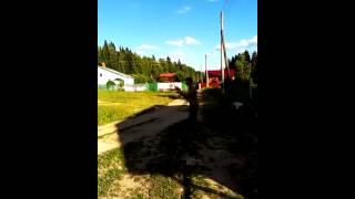 видео ИОН-1 консерируем... воздухом