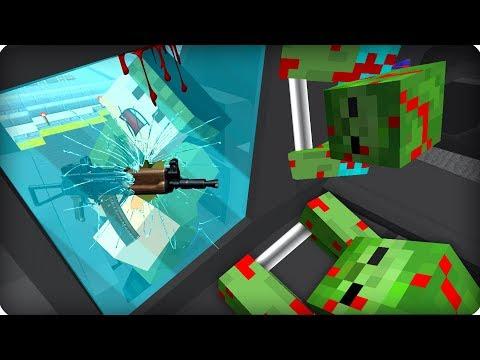 Успеть за 60 секунд [ЧАСТЬ 38] Зомби апокалипсис в майнкрафт! - (Minecraft - Сериал)