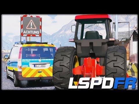 GTA 5 LSPD:FR #229 | FAHRZEUG KONTROLLE - Deutsch - Grand Theft Auto 5 LSPDFR