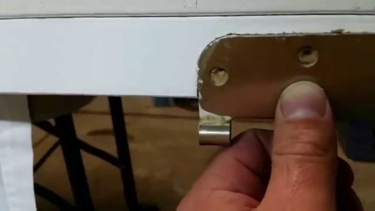 Ez How To Install Hinges And Door Handle On A New Blank