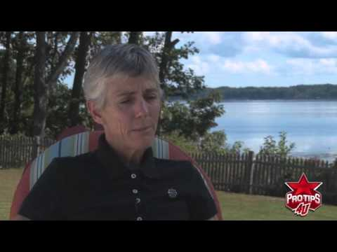 Running Tips: Joan Benoit Samuelson talks about ProTips4U