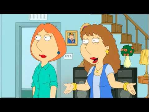 Family Guy - Mayor West falls in love
