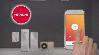 Aerotermia Yutaki de Hitachi: todas las aplicaciones en un único sistema