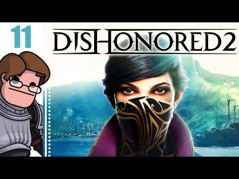 Let's Play Dishonored 2 Part 11 - The Clockwork Mansion